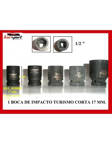 "Bocas de Impacto 1/2""  17 mm"