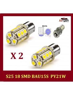 Bombillas S25 1 Polo BAU15S 18 SMD