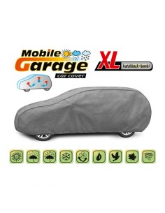 Funda exterior para coche Mobile Garage XL Hatchback