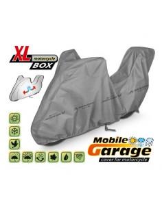 Funda para moto Mobile Garage XL + Baul