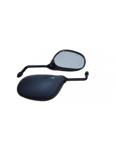 Espejos retrovisores universales ovalados 81-K075-01-8