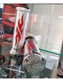 Puños de moto de aluminio FIRE FLAME