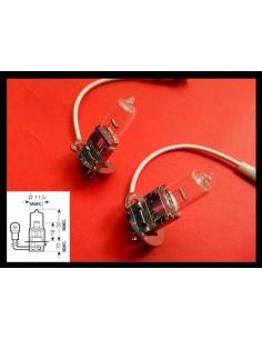 Bombillas lámparas halógenas H3