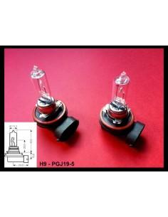 Bombillas lámparas halógenas H9