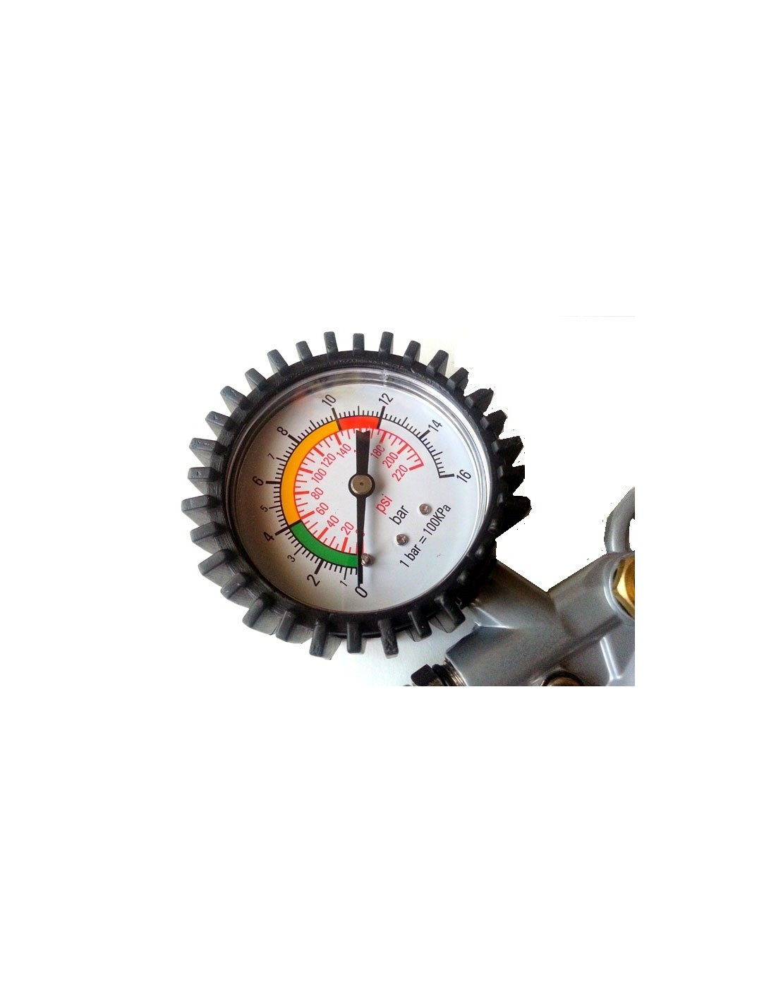 Manometro de presion for Manometro para medir presion de agua