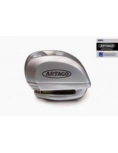 Antirrobo moto Artago 26 º10 blanco