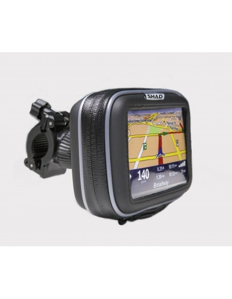 "Soporte GPS Manillar 4.3"""
