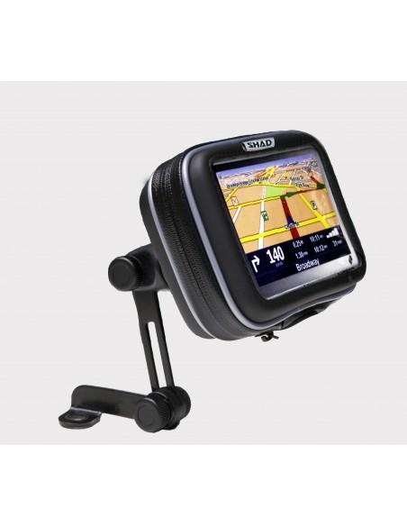 """Soporte GPS Retrovisor 4.3"""""""