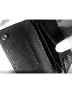 Cartera billetera de piel