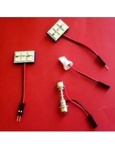 Bombillas Led Panel Placas de led 6 SMD