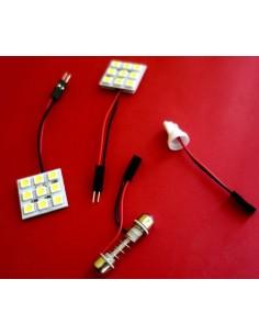 Bombillas Placas de led 9 SMD