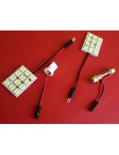 Bombillas Placas de led 12 SMD
