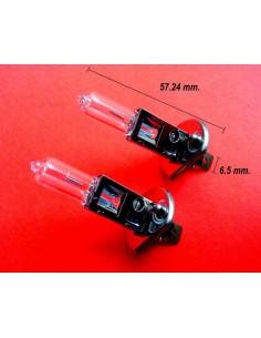 Bombillas lámparas halógenas H1