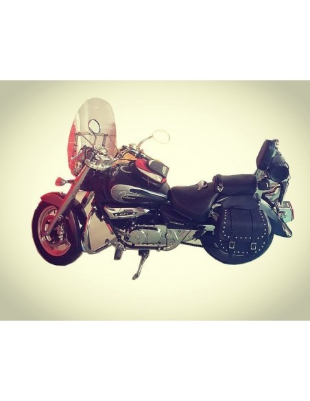 alforjas moto custom SD-9179