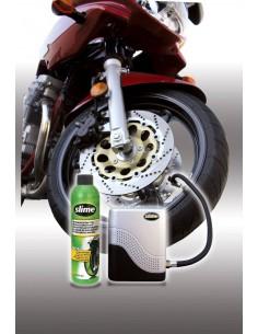 Mini compresor de aire Slime y Liquido Sellante de neumaticos