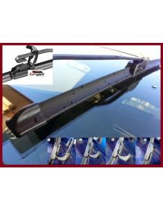 2 escobillas limpiaparabrisas flexible goma WB-541