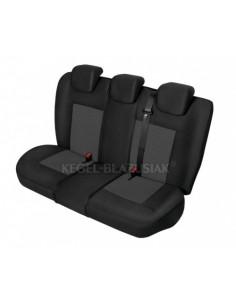 Fundas para asiento trasero de coche Super back LUX REAR