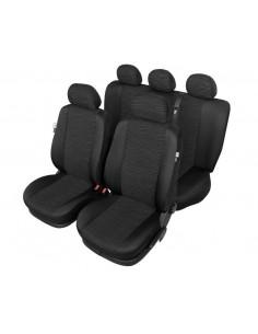 Fundas universales adaptables para asientos delanteros o traseros BLACK SEA