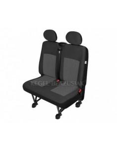 Fundas para asiento individual de furgoneta y microbús PERUN II DV2
