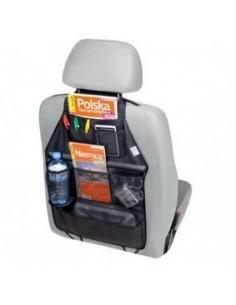 Organizador Protector Multiuso para respaldo de asiento coche furgoneta