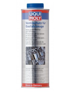 Protección válvulas para vehículos a gas 1l Liqui Moly 4012