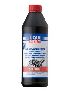 Aceite para engranajes hipoides (GL5) SAE 80W 1l Liqui Moly 1025