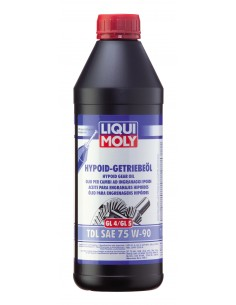 Aceite para engranajes hipoides (GL4/5) TDL SAE 75W-90 1l Liqui Moly 1407