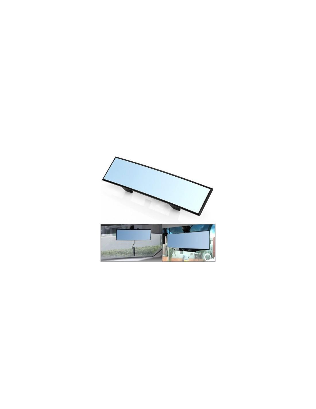 Espejo Retrovisor Panoramico Curvado Interior Coche 300 mm sobredimensionado