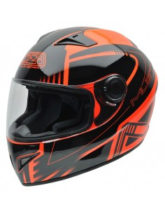 Casco integral NZI Must II Xlogo Orange