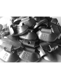 Contrapesas universales llantas de acero 15 gr