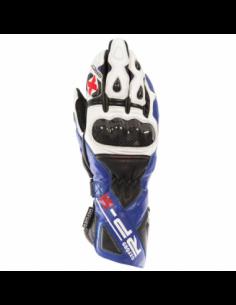 Guantes Racing de cuero Oxford RP-2 azul/blanco talla 2XL. GM2172XL. 5030009244384
