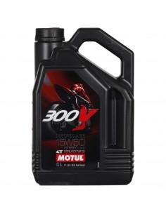 Aceite Motul 300V 4T Factory Line 15W50