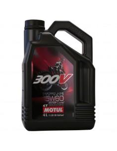 Aceite Motul 300V 4T Factory Line 15W60