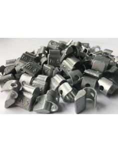 Contrapesas universales llantas de aluminio 5 gr