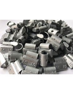Contrapesas universales llantas de aluminio 10 gr