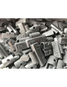 Contrapesas universales llantas de aluminio 15 gr