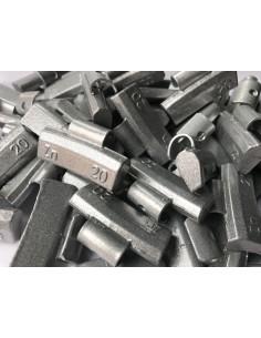 Contrapesas universales llantas de aluminio 20 gr