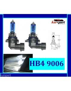Bombillas lámparas halógenas HB4 9006 efecto xenon