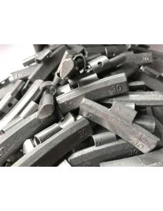 Contrapesas universales llantas de aluminio 30 gr