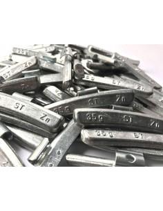 Contrapesas universales llantas de aluminio 35 gr