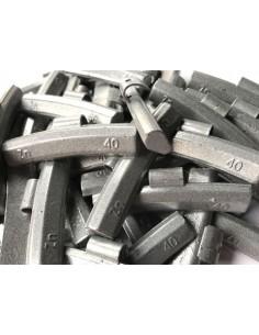 Contrapesas universales llantas de aluminio 40 gr