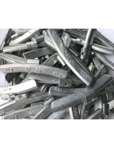 Contrapesas universales llantas de aluminio 45 gr
