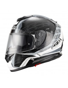 Casco de moto NZI Symbio Duo Dart Grey Antracite