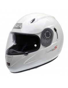 Casco de moto NZI Premium S Duo Blanco