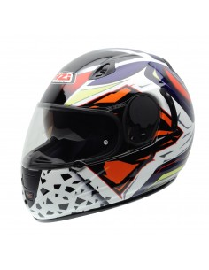 Casco de moto NZI Premium S Duo Jazzy