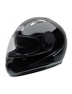 Casco de moto NZI Vitesse II S Duo Negro
