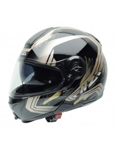 Casco de moto NZI Combi Duo Makeup