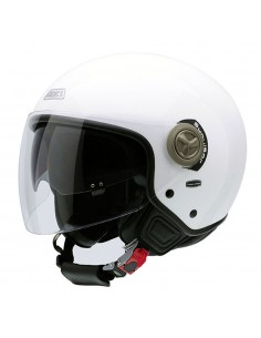 Casco de moto NZI Center Duo Blanco