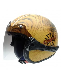 Casco de moto NZI Rolling Duo Choppers