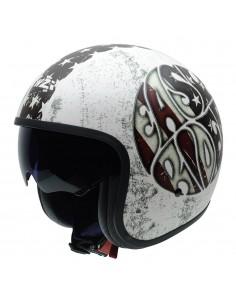 Casco de moto NZI Rolling Sun Easy Rider